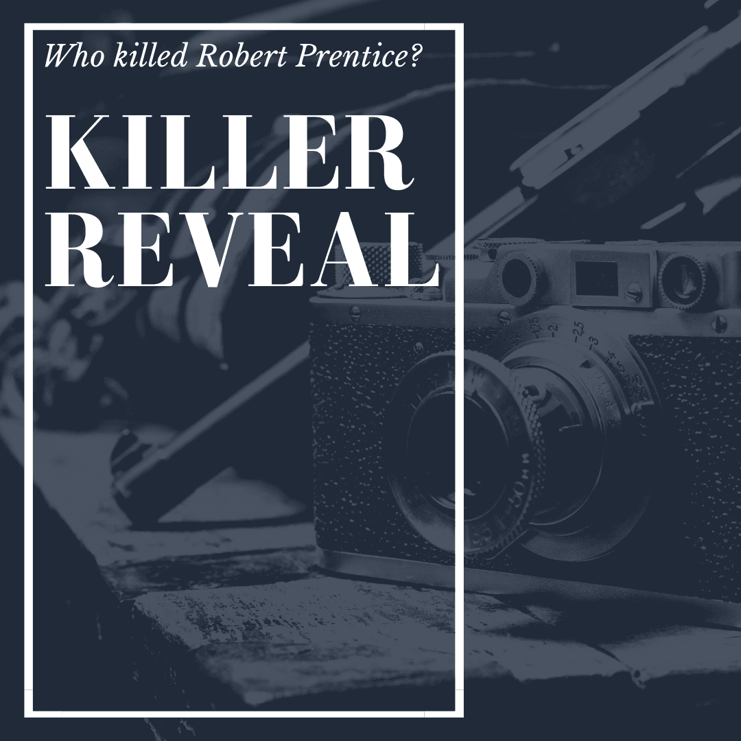 Murder Mystery Killer Reveal
