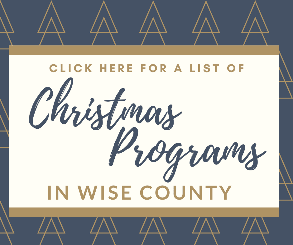 List of Wise County Christmas Programs